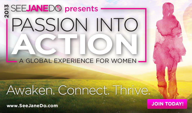 Passion into Action Experience Part #1:  Living With Abundance- 8 Week Series