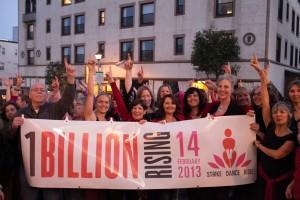 One Billion Rising Nevada County