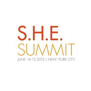 she summit logo