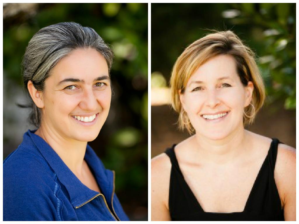 Malaika Bishop & Aimee Retzler