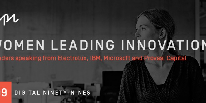 Digital Ninety-Nines: A Podcast Series on Digital Leadership!