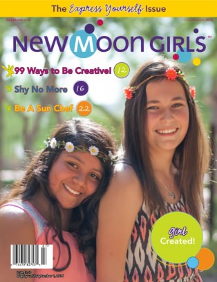 Should Parents of Girls Banish Beautiful? Here's a great conversation starter to have with your daughter before Raising Jane. Click here to read one of the most popular blogs lately in New Moon Girl. We'll discuss more at the event.