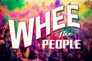 Whee the people New HOLI Logo
