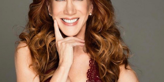 Elisa Parker with Kathy Griffin: Forever the PerSister – See
