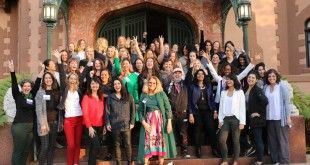 #50WomenCan group photo Feb